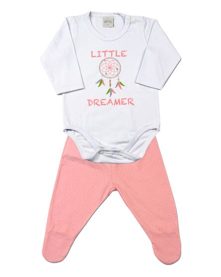 Pijama-Bebe-Cotton-e-Trabalhado-Mudi-Little-Dreamer-Rosa-17500