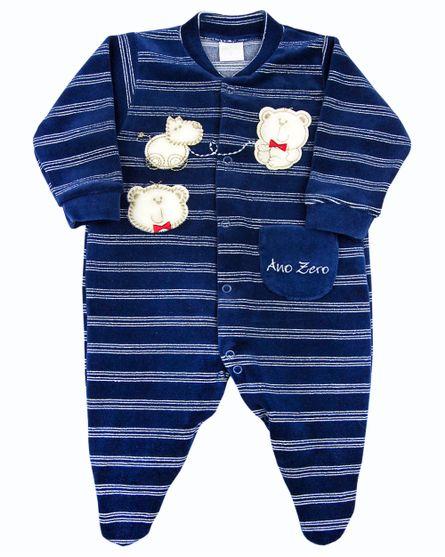 Macacao-Bebe-Plush-Listrado-Enfant-Ursinhos-Marinho-11244