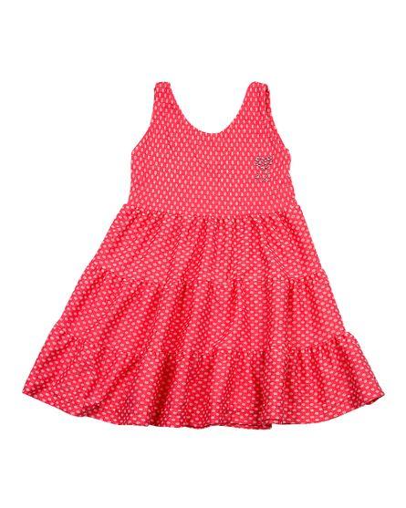 Vestido-Infantil-Malha-Devore-Oxigenio-Laranja-23507