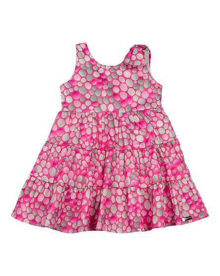 Vestido-Infantil-Cetim-Vilaflor-Bolinhas-Coloridas-Pink-23700