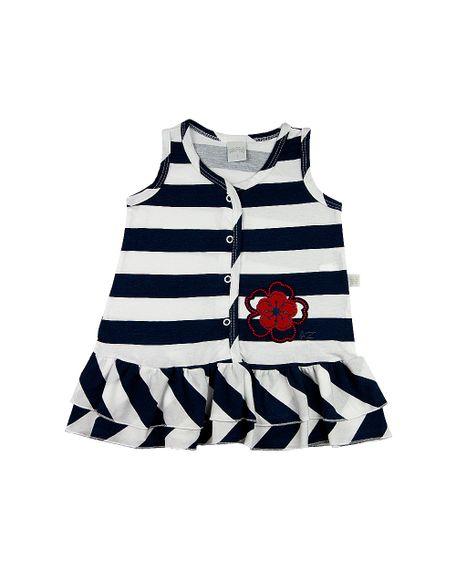 Vestido-Infantil-Meia-Malha-Listrada-Bordado-Florzinha-Marinho-23803