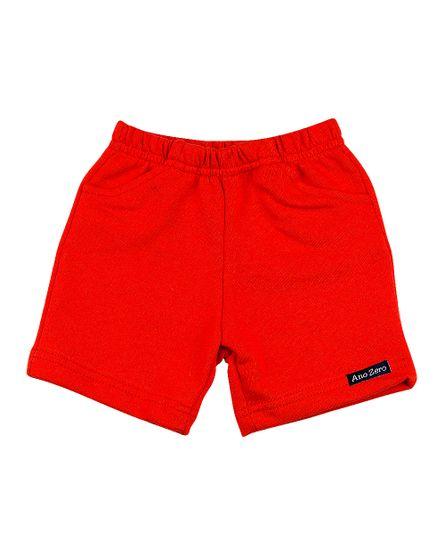 Shorts-Infantil-Moletinho-Light-Laranja-25205