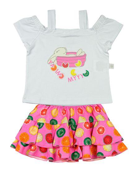 Roupa-Infantil-Conjunto-Cotton-e-Malha-Estampa-Digital-Frutas-Coelhinho-Rosa-23303