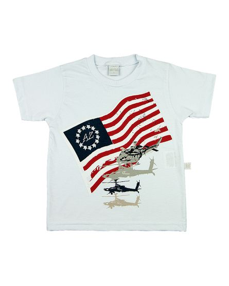 Camiseta-Infantil-Meia-Malha-Bandeira-Helicopteros-Branco-24618