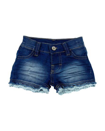 Shorts-Infantil-Indigo-Julia-com-Used-Pasta-e-Rendas-nas-Pernas-Delave-25315