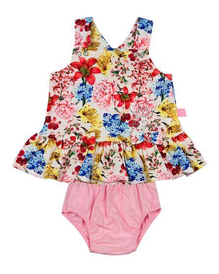 Roupa-Bebe-Conjunto-Vestido-Alca-Estampa-Digital-Floral-Lacinhos-Natural-13906