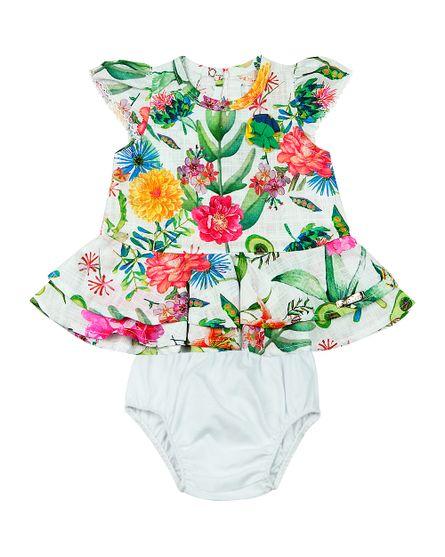 Roupa-Bebe-Conjunto-Vestido-Tecido-Dylan-Estampa-Digital-Floral-Branco-13907