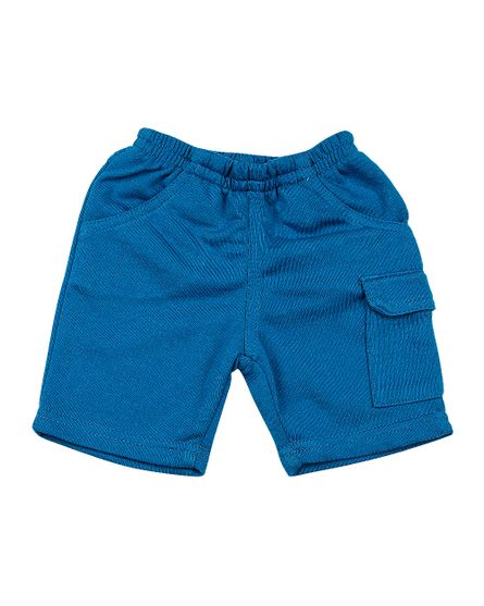 Shorts-Bebe-Moletinho-Essencial-3-Bolsos-Azul-15200