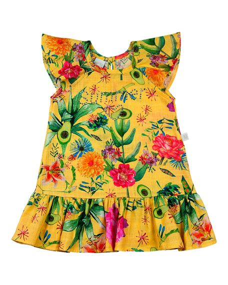 Vestido-Infantil-Tricoline-Estampado-Digital-Dylan-Floral-Summer-Amarelo-23911