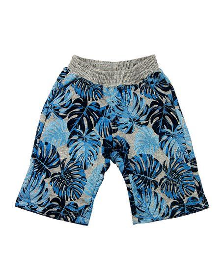 Bermuda-Infantil-Moletinho-Essential-Estampa-Folhagem-Marinho-25903