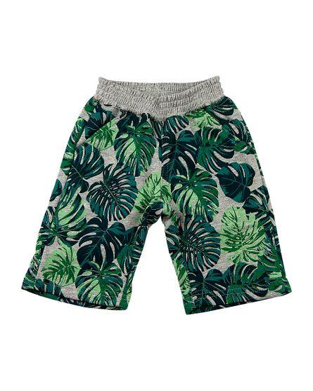 Bermuda-Infantil-Moletinho-Essential-Estampa-Folhagem-Verde-25903