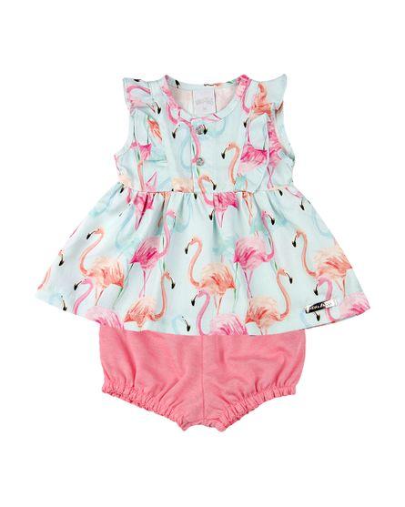 Conjunto-Bebe-Tricoline-Estampa-Digital-Flamingos-e-Malha-Lumi-Turquesa-13701
