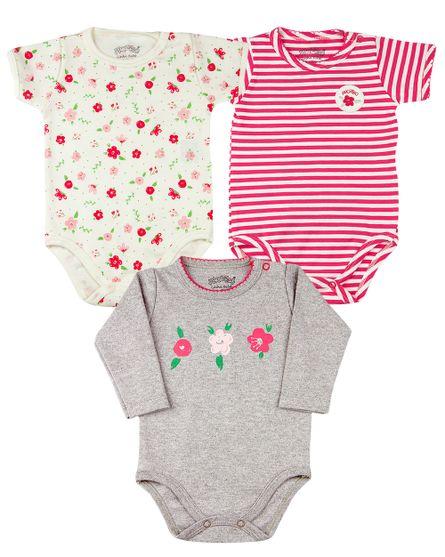 Kit-Bebe-3-Bodies-Suedine-Floral-Listrado-e-Mescla-Florzinhas-Pink-17811