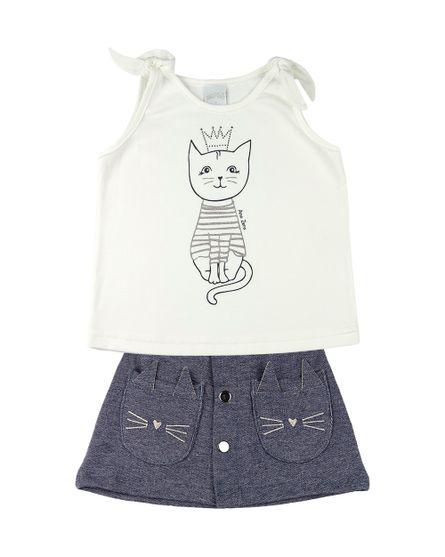 Conjunto-Infantil-Menina-Cotton-e-Moletom-Trend-Gatinha-Natural-23307