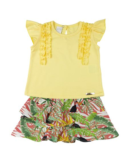 Conjunto-Infantil-Menina-Cotton-e-Tricoline-Estampa-Digital-Tucanos-Amarelo-23308