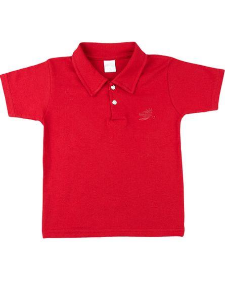 Camiseta-Infantil-Piquet-Confort-Golinha-Vermelho-24523