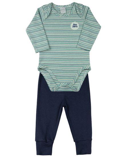Pijama-Bebe-Suedine-Listrado-e-Liso-Verde-18928