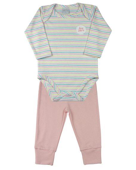 Pijama-Bebe-Suedine-Listrado-e-Liso-Amarelo-18928