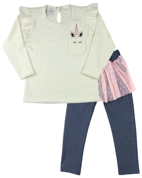 Conjunto-Infantil-Malha-Sweter-Flanel-e-Cotton-Indigo-Strech-Unicornio-Natural-23813