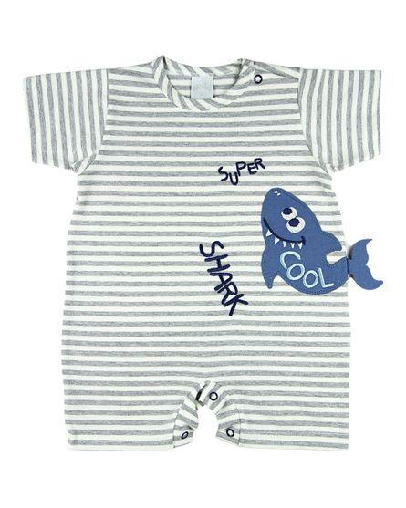 Macacao-Bebe-Curto-Cotton-Listrado-Tubarao-Cool-Super-Shark-Mescla-10824
