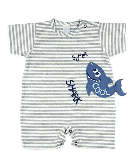 Macacao-Bebe-Curto-Cotton-Listrado-Tubarao-Cool-Super-Shark-Mescla-10824