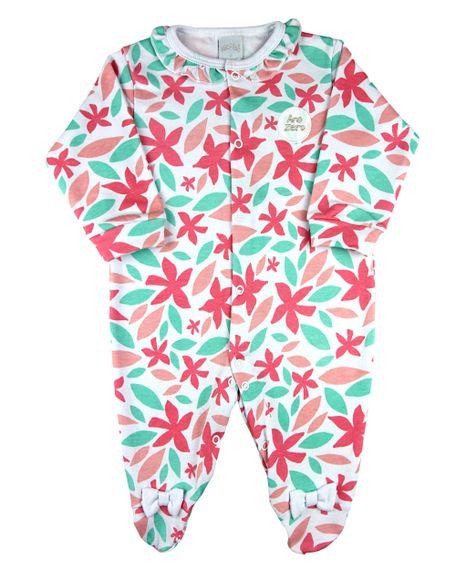 Macacao-Bebe-Longo-Suedine-Estampado-Floral-Pink-11136