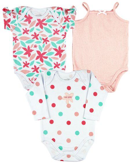 Kit-Body-Bebe-Menina-Suedine-Estampado-Floral-e-Viscolycra-Canelada-Elegance-Viscolinho-Branco-17821