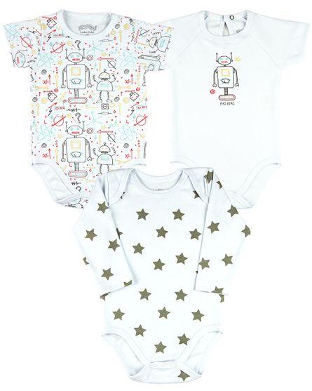Kit-Body-Bebe-Menino-Suedine-Estampado-Robos-e-Estrelas-Branco-17818