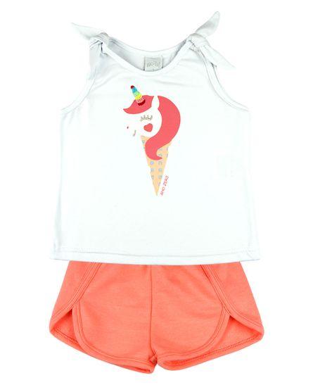 Conjunto-Infantil-Menina-Cotton-e-Moletinho-Neon-Unicornio-Laranja-23309