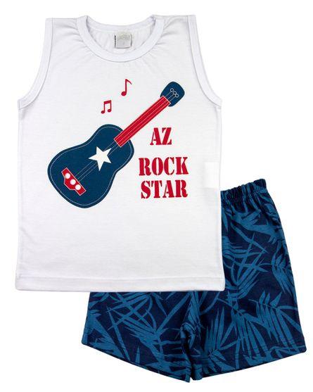 Pijama-Infantil-Menino-Meia-Malha-e-Malha-Estampada-AZ-Rock-Star-Marinho-27600