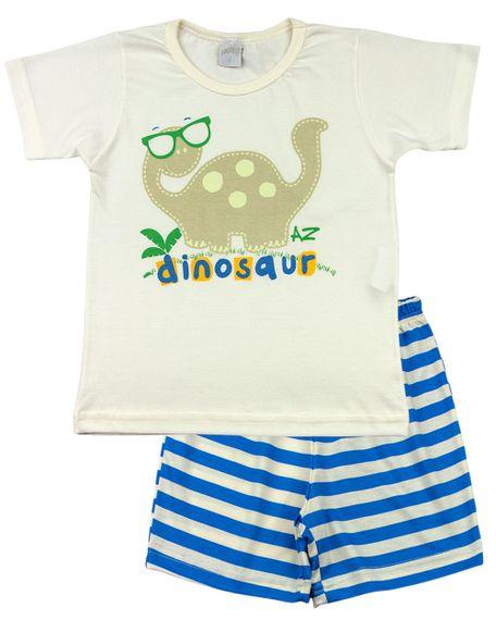 Pijama-Infantil-Menino-Meia-Malha-e-Malha-Listrada-Silk-Refletivo-Dinosaur-Azul-27601