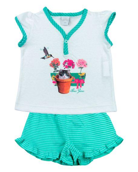 Pijama-Infantil-Menina-Malha-Lisa-e-Listrada-Beija-Flor-e-Gatinho-Verde-27805