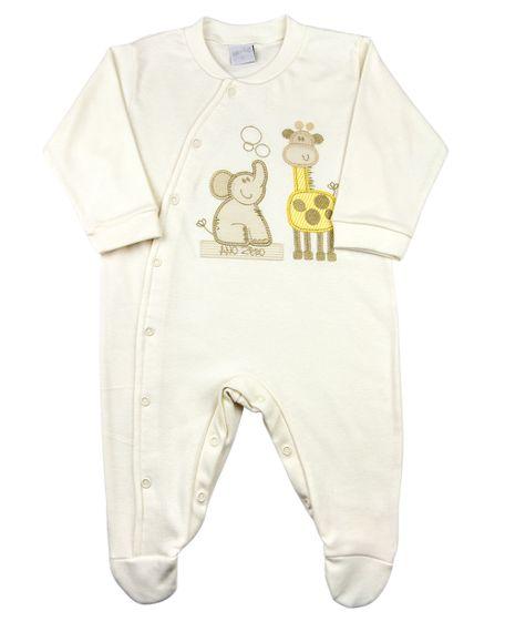 Macacao-Bebe-Suedine-Elefante-e-Girafa-Natural-11146