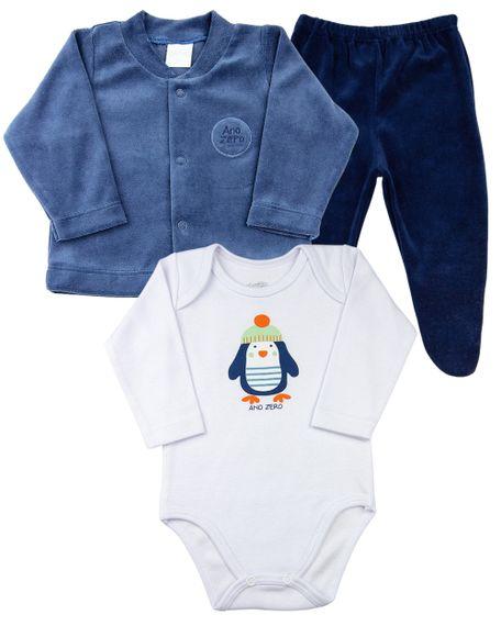 Conjunto-Bebe-Plush-e-Suedine-Silk-Screen-Pinguim-Azul-Jeans-18209