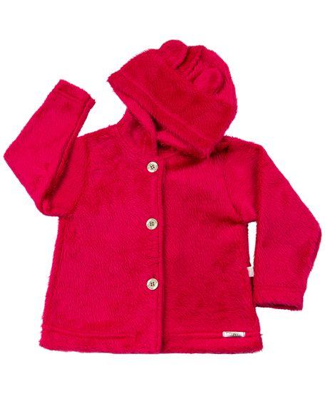 Casaco-Menina-Malha-Pelucia-de-Touca-com-Orelhinhas--Pink-24531