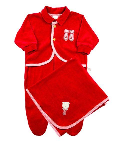 Jogo-Saida-de-Maternidade-Plush-Gravatas-Vermelho-12004